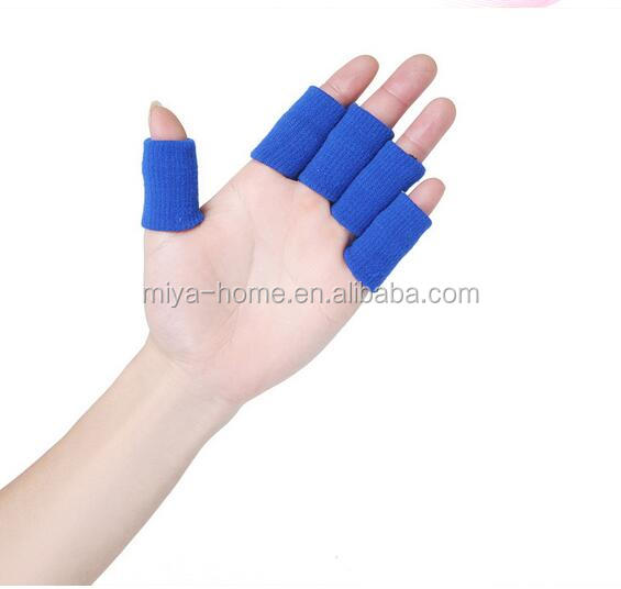 New design basketball elastic sports finger protector/ neoprene finger support protect