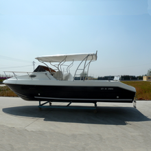 WATERWISH QD25 CABIN 7.65m Cheap Fiberglass Fishing Boat