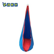Hanging Pod Swing Chair Hammock for Children Indoor and Outdoor Use