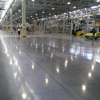 Factory Warehouse Lithium Silicate Concrete Sealer