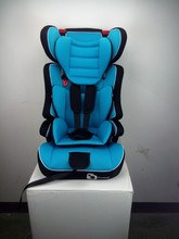 safety seat in car for child