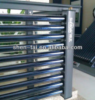 Balcony Solar Water Heater 58*2100mm Vacuum Tube with U Heat Pipe SFW150-01