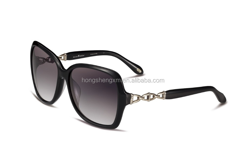 High quality UV-blocking sunglasses with TAC polarized lenses