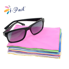 personalized wholesale microfiber eyeglass or jewelry or phone tablet cleaning cloths