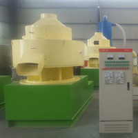 Ring die capacity 3-4 ton per hour wood pellet plant for sale/wood pellet machines for sale/machine to make wood pellets
