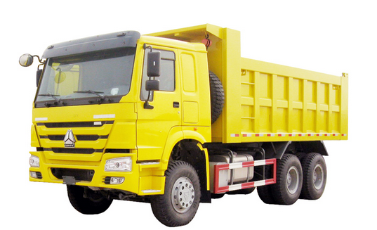 6*4 Dumper/Tipper Trucks HOWO Truck Hight Quality For Sale