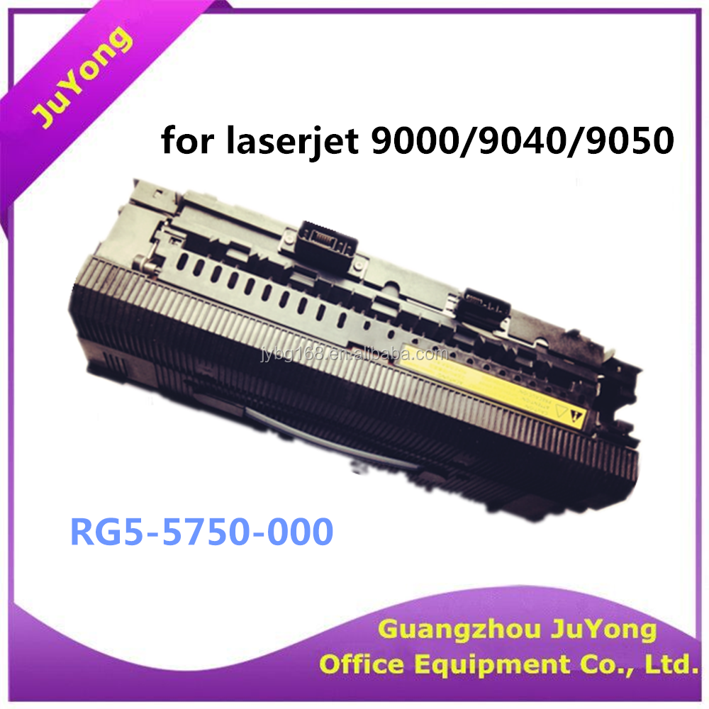 100% tested fuser unit RG5-5750-000 for LJ 9000/9040/9050 printer parts with high quality