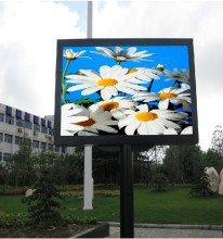 China manufactory advertising outdoor led display P10 using led