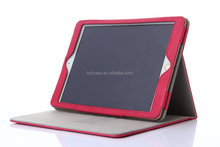 For iPad Air 2 Case, Ultra Slim Light Weight Sleep Awake Smart Stand Case Cover with Card Slots and Stylus Holder