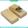 Creative wood OEM cheap portable bulk 16gb usb flash drives