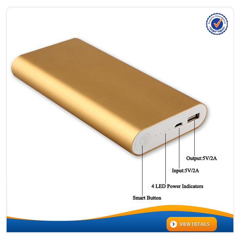 AWC952 20800mah OEM high capacity universal power bank charger mobile powerbank 20000mah