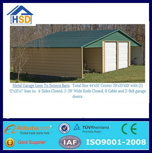 china cheap prefab metal barn tyep portable outdoor pergola carport