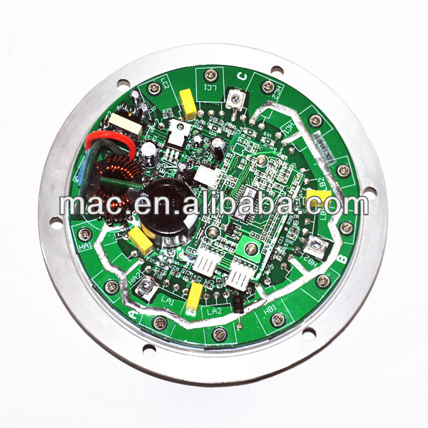 Mac DC motor speed controller, motion controller, brushless controller