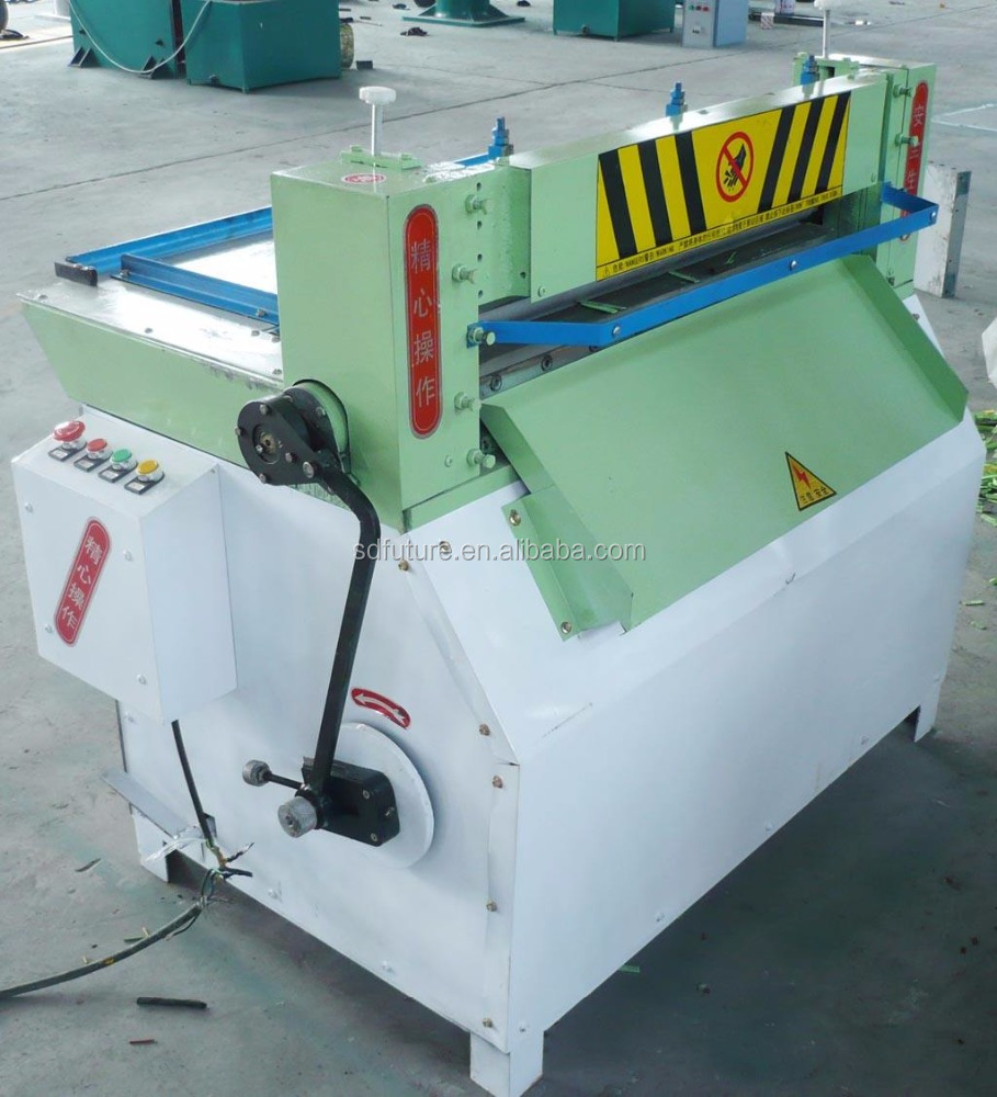 Rubber strip sheet tube cutting machine