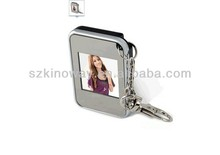"1.5"" keychain digital photo frame for promotion gift"