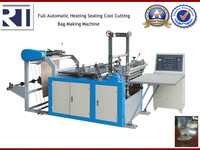 Full Automatic Heating Sealing Cool Cutting Bag Making Machine