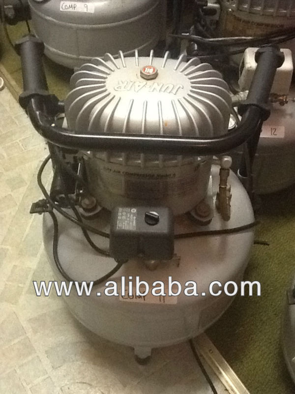 Used - JUN-AIR 6-25 Quiet Air Compressor