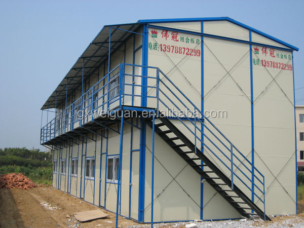 Easy And Fast Installation Prefab Poultry House