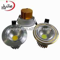 3W 1PC COB LED round recessed downlight 90mm