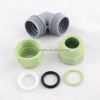 Custom Injection Molded Plastic Pipe Jointings