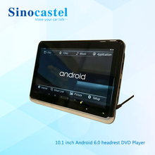 Auto Android 6.0 OS 10 Inch Touchscreen Monitor
