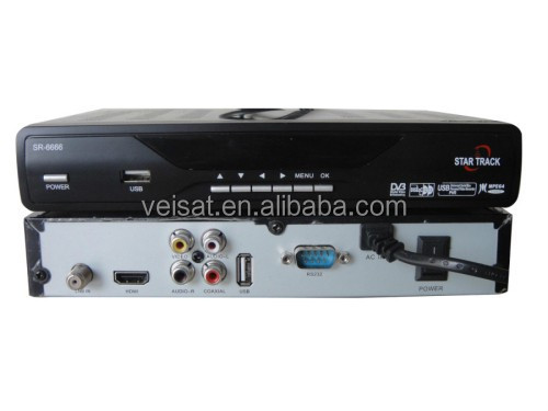 new 2015 hot-selling OEM HD FTA satellite receiver