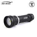 Hi-Max X8 1000Lumen Magnetic Switch 120 Degree Wide Angle Led Flood Light Waterproof Lighting Fixture Underwater Flashlight