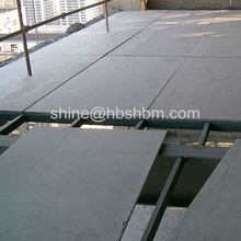 Heat insulation Fireproof fiber cement panel cladding board for interior wall