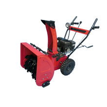 HD6522 Snow Thrower with Snow Hog Tyres wheel