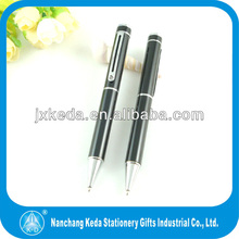 2014 hot sale cheap light weight promo metal pen with logo