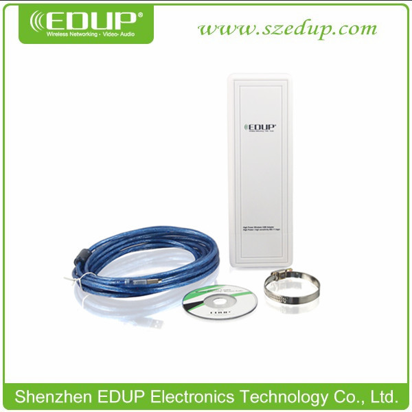 802.11b/g/n EDUP EP-8523 150Mbps Ralink 3070 USB Wifi Lan PCB High Power Wireless USB Adapter