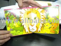 Children' Pop Board Book Printing