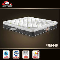 2013 horse hair mattress from chinese factory 47EA-F40