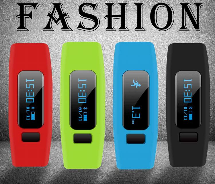 Detachable replaceable band smart bracelet for sports monitor china wholeseller