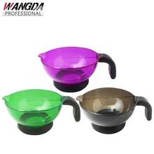 Hair color mixing bowl dye/tinting bowl professional salon facial mask mixing bowl personalized mixing tools for home spa salon