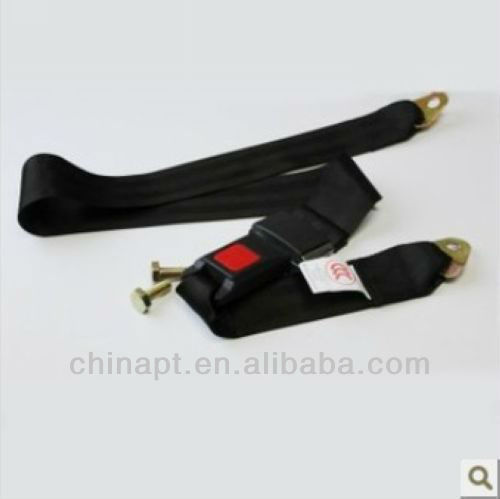 Car extends seat belt