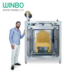 Winbo High-Speed 3D Printer, Build Size 915*610*1220 mm, Only USD29999, Most Practical 3D Printer