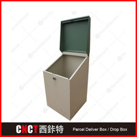 Wholesale custom design custom made sheet metal tool storage box