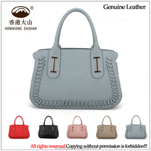 Online Cheap Price Wholesale Fancy Ladies Side Beige Color Party genuine leather shoulder bags