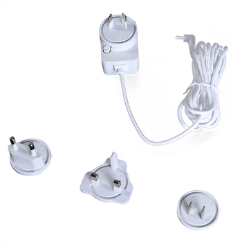 Factory 12V 0.5A Interchangeable adapter US EU UK AU KR Plug with ETL SAA CE GS KC Certificate