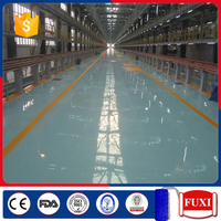Large Annual Production Concrete Floor Cement Epoxy Primer Paint
