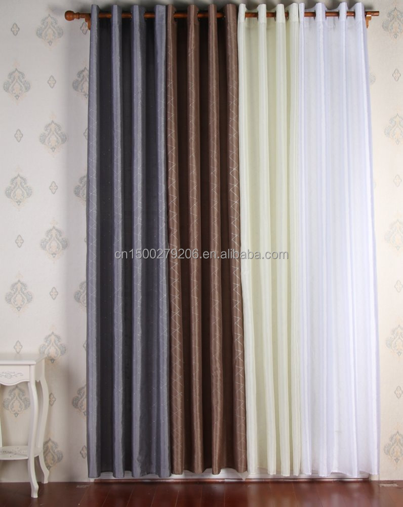 wholesale cheap quality curtain french style designer string curtain