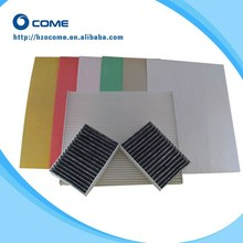 light duty air filter paper for passenger cars