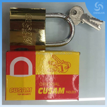 safetly padlock