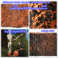 camouflage tissu rouge net for christmas and Halloween,filet de camouflage,bulk roll camo netting