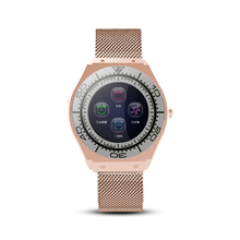 New arrival Pedometer <strong>Z10</strong> Smart watch sleep monitor Touch Screen Smart watch <strong>phone</strong> support camera SIM card TF with metal strip