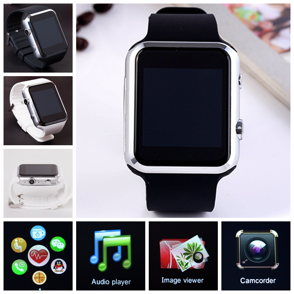 Bluetooth A9S Smart Watch with Heartrate Monitor for All iOS and <strong>Android</strong> <strong>Phone</strong>