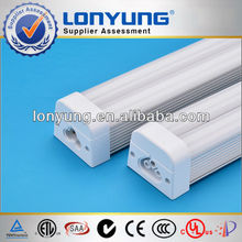 High quality isolated driver high lumen surface mounted bracket new building t5 led tube 2ft 3ft 4ft 5ft 6ft 8ft