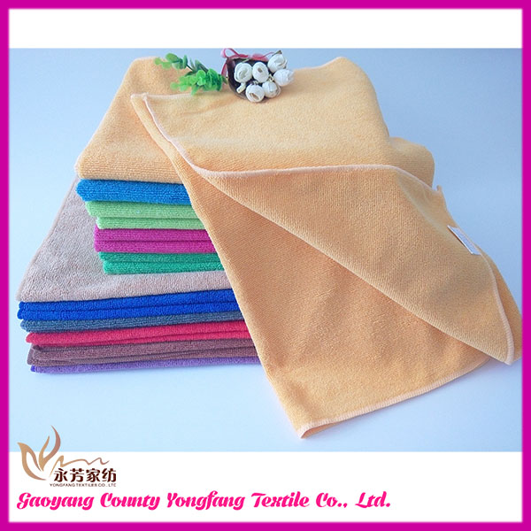 Chinese manufacturer german microfiber towel, printed soft sports towel, decorative holiday towels