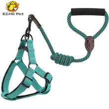 Dog Leash Harness Set dog weight pulling harness for Small Medium Large Dogs
